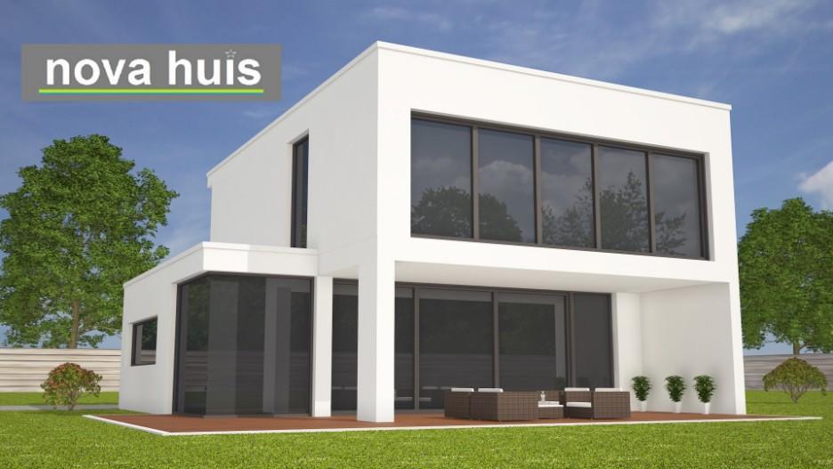 Kubistische ontwerpen nova huis for Goedkoop vrijstaand huis bouwen