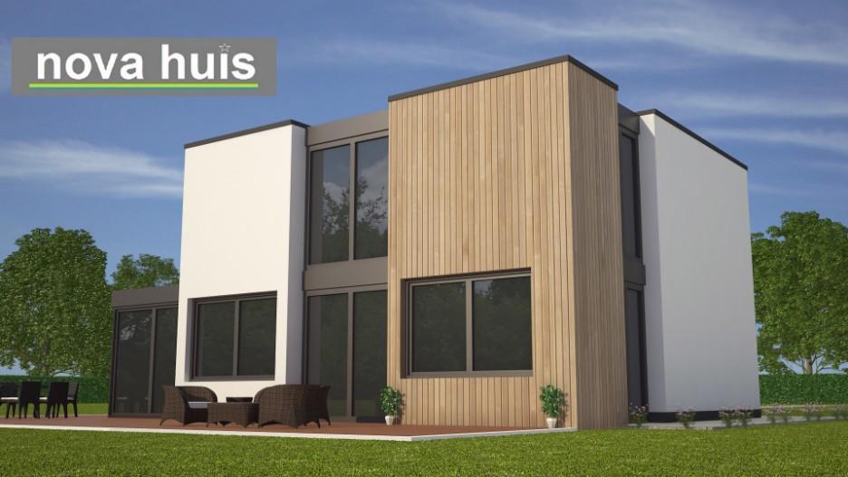 Kubistische ontwerpen nova huis for Huis voor na exterieur renovaties