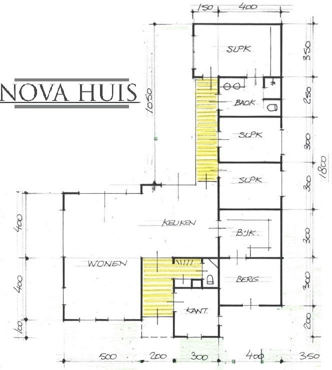 Interieur I Binnenkijken I Moderne Bungalow In Ermelo: Moderne Bungalow Met Plat Dak Ontwerpen En Bouwen A41
