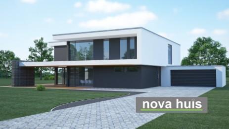 Kubistische ontwerpen nova huis for Interieur villa moderne