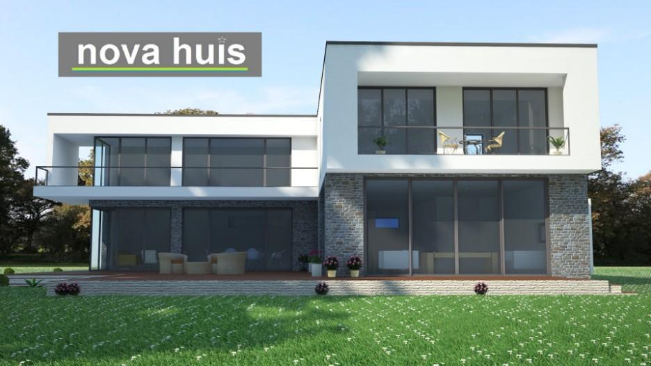 Deco modern huis maison design navsop