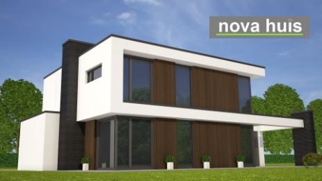 Modern kubistisch woning huis of villa nova huis for Inrichting huis ontwerpen