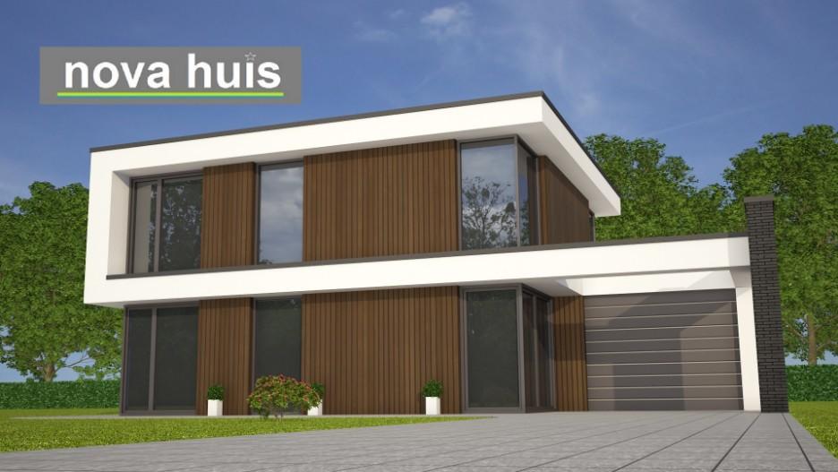 moderne kubistische bouwstijl k100 nova huis